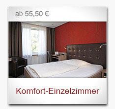 Komfort-Einzelbett
